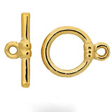 toggle clasps consists of ring and bar 12861-01-01-00-000