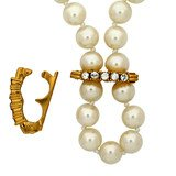 This Enhancer offers the possibility to arrange a  Chain with beads new; Usable for beads to 8mm size
