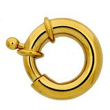 Lobster ring; You will find fitting spring rings under no 00345 14386-01-01-00-000