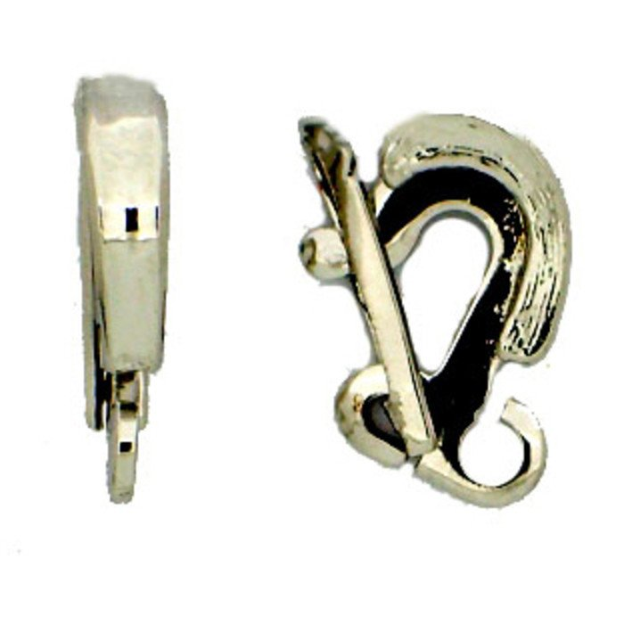A Hinged Bail offers a fast possibility to you to fastening a pendant to a necklace.You will find an example under the part number 34372-02-06-0b-000